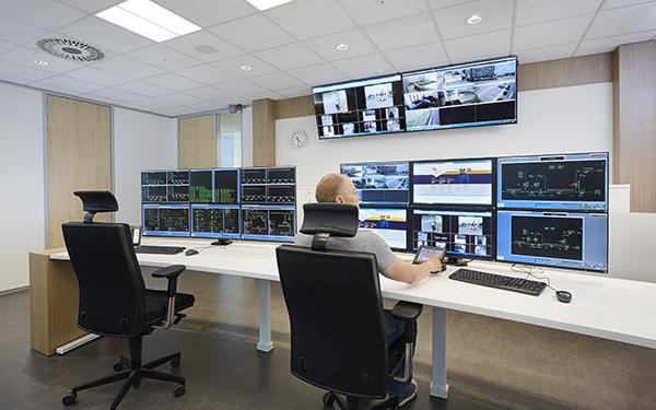 Control Room Computers