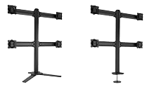 Multi Monitor Stands and Mounts