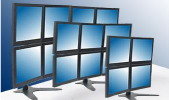 Multi Monitor Monitor Stands and Mounts
