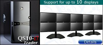 10 Display Trading Computer