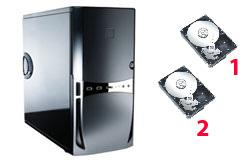 Factory Restore Drives