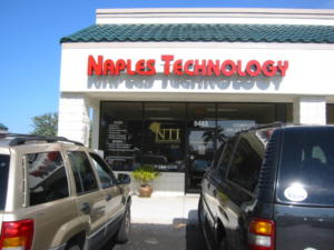 Naples Tech (NTI) Store Front