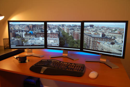 QuadStation 3 Display Computer
