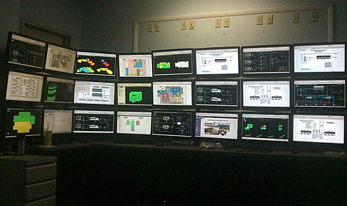 Control Room Computer by NTI