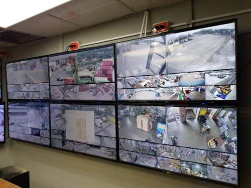 NTI Video Wall