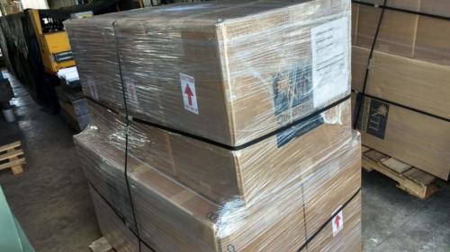International Shipment of QuadStations